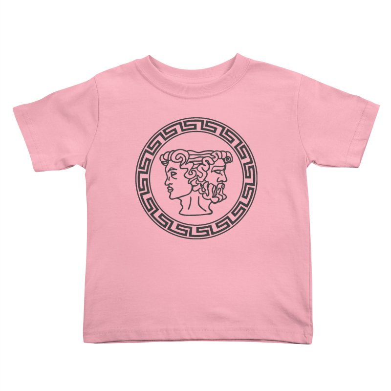 Ianus Couture (Vintage) Kids Toddler T-Shirt by Ianus Couture