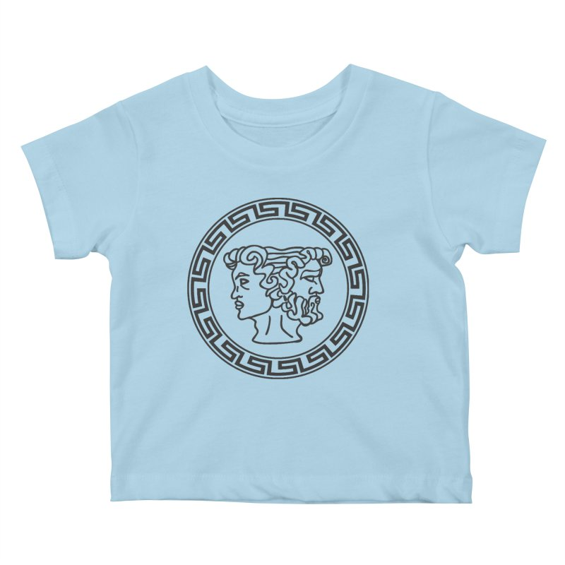 Ianus Couture (Vintage) Kids Baby T-Shirt by Ianus Couture
