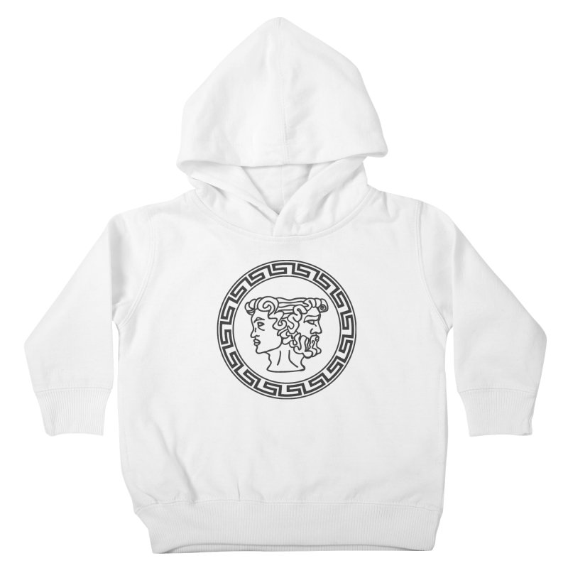 Ianus Couture (Vintage) Kids Toddler Pullover Hoody by Ianus Couture