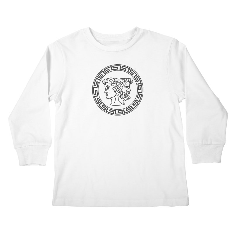 Ianus Couture (Vintage) Kids Longsleeve T-Shirt by Ianus Couture