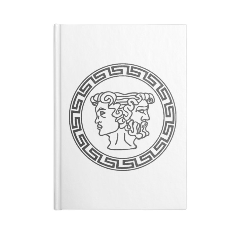 Ianus Couture (Vintage) Accessories Notebook by Ianus Couture
