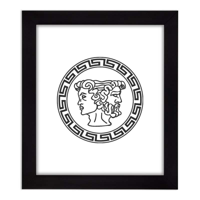 Ianus Couture (Vintage) Home Framed Fine Art Print by Ianus Couture