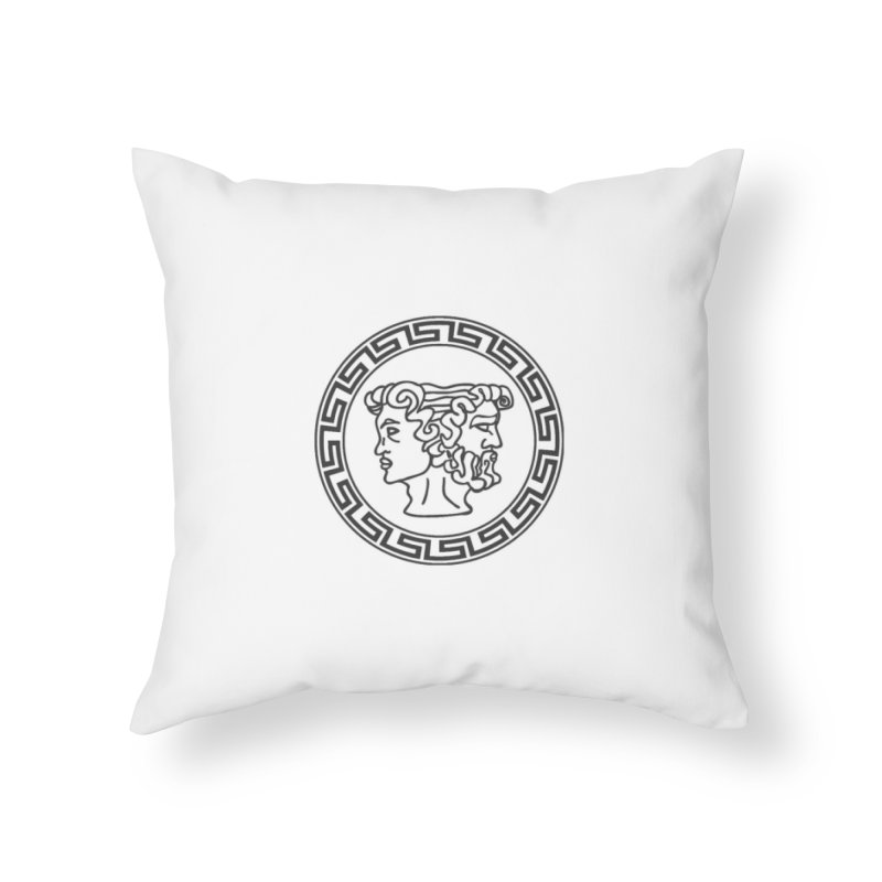 Ianus Couture (Vintage) Home Throw Pillow by Ianus Couture
