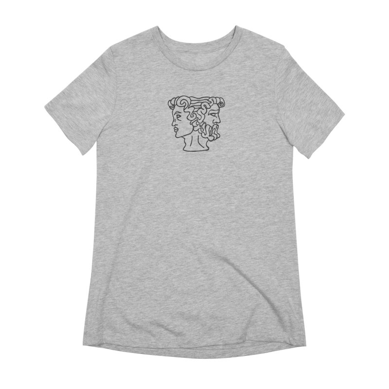 Ianus Couture (Past, Present, Future) Women's Extra Soft T-Shirt by Ianus Couture