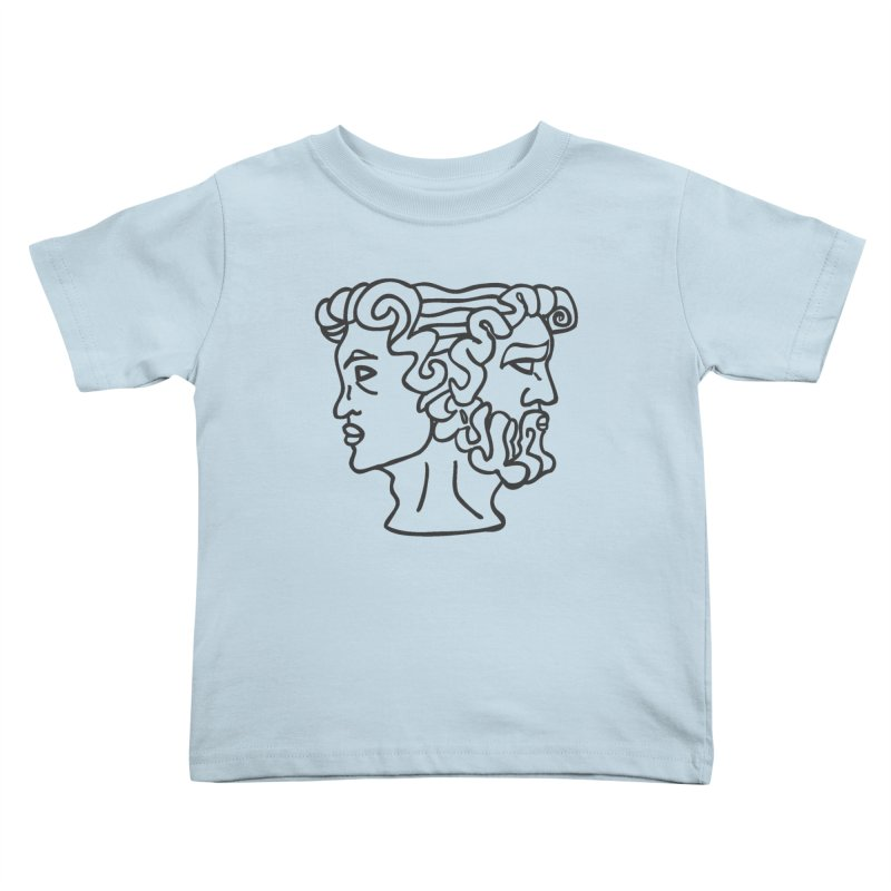 Ianus Couture (Past, Present, Future) Kids Toddler T-Shirt by Ianus Couture