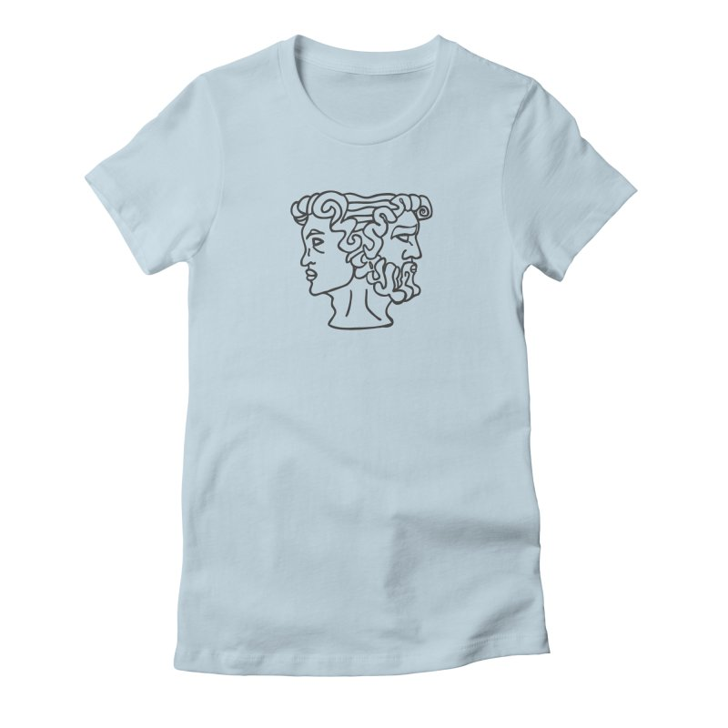 Ianus Couture (Past, Present, Future) Women's T-Shirt by Ianus Couture