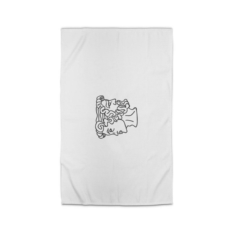 Ianus Couture (Past, Present, Future) Home Rug by Ianus Couture