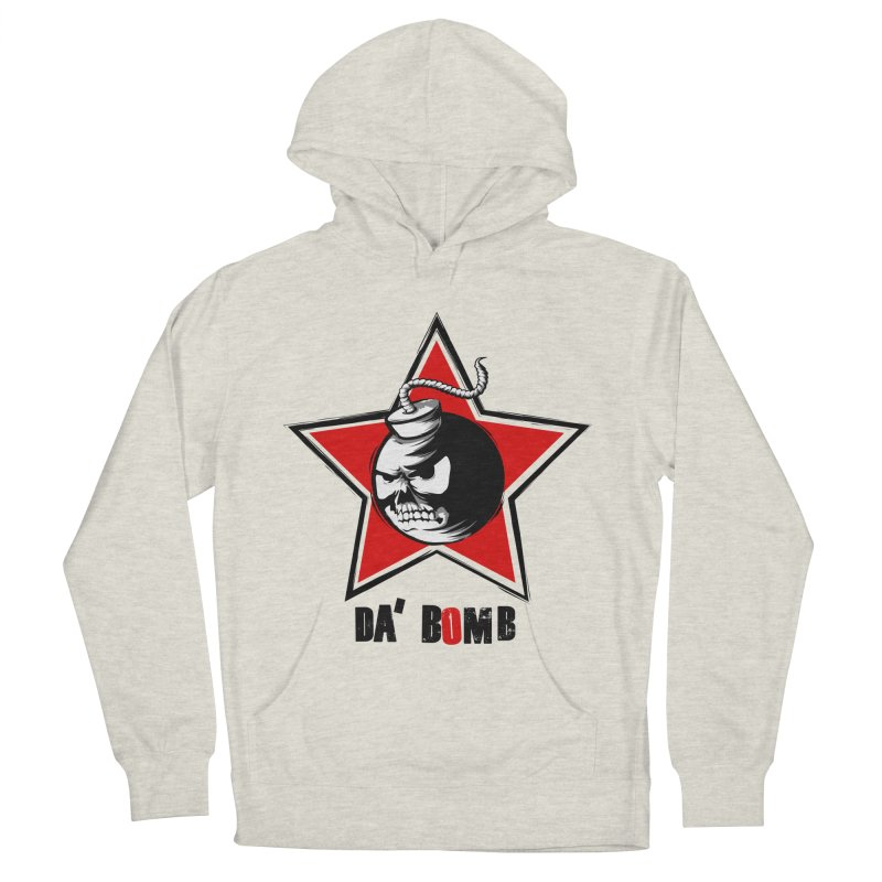Da Bomb Men's Pullover Hoody by ianvox's Shop