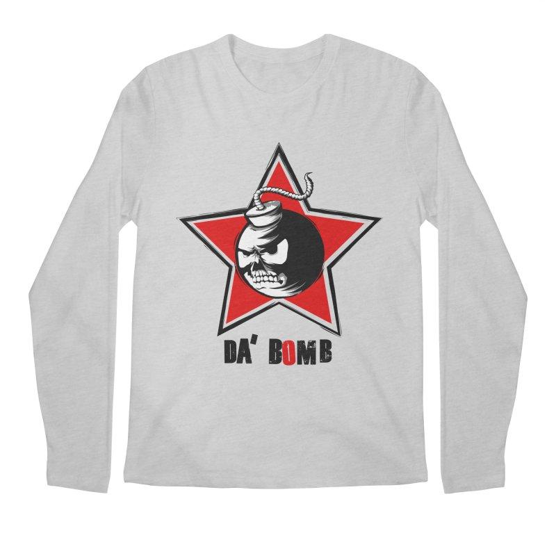 Da Bomb Men's Longsleeve T-Shirt by ianvox's Shop