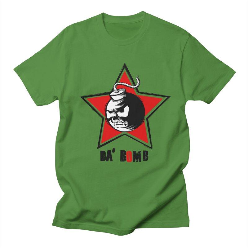 Da Bomb Men's T-shirt by ianvox's Shop