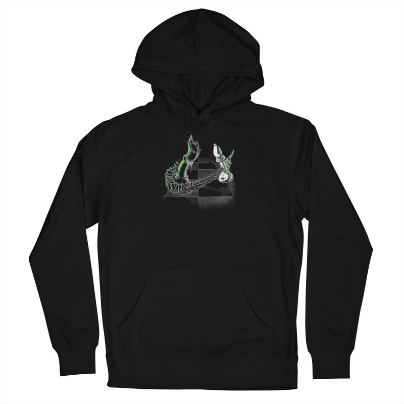 Queen Takes Bishop Women's Pullover Hoody by ibeenthere's Artist Shop