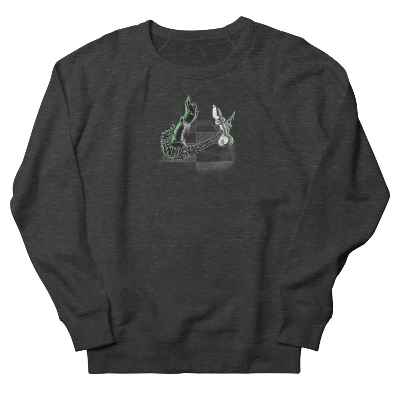 Queen Takes Bishop Men's Sweatshirt by ibeenthere's Artist Shop