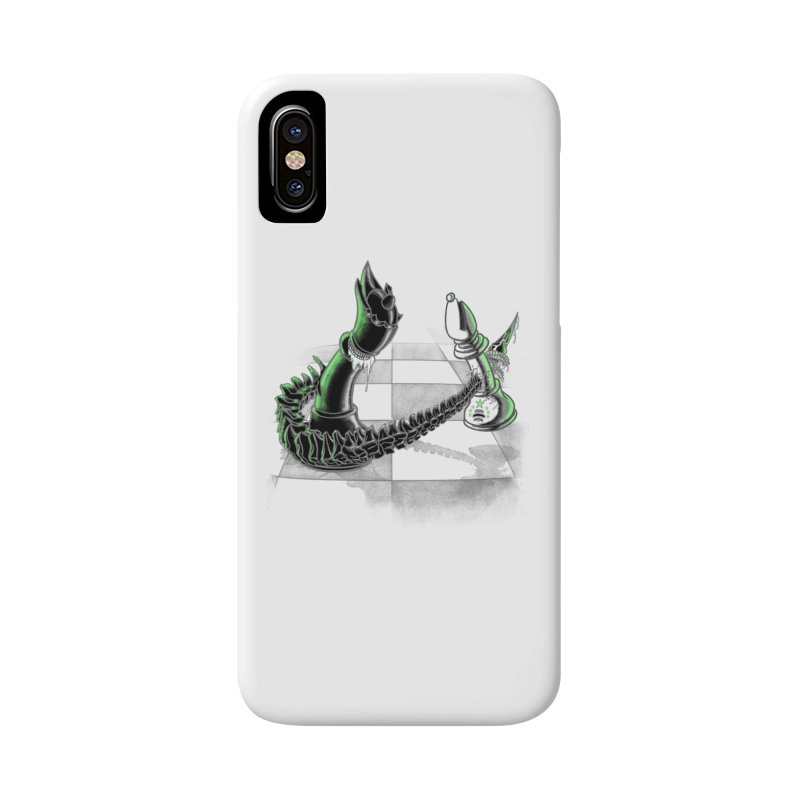 Queen Takes Bishop Accessories Phone Case by ibeenthere's Artist Shop