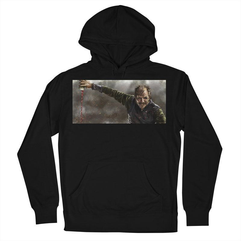 Floki - Vikings Men's French Terry Pullover Hoody by ibeenthere's Artist Shop