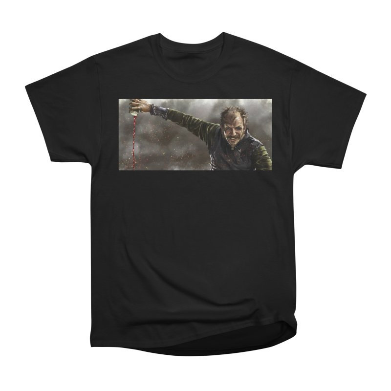Floki - Vikings Men's Heavyweight T-Shirt by ibeenthere's Artist Shop