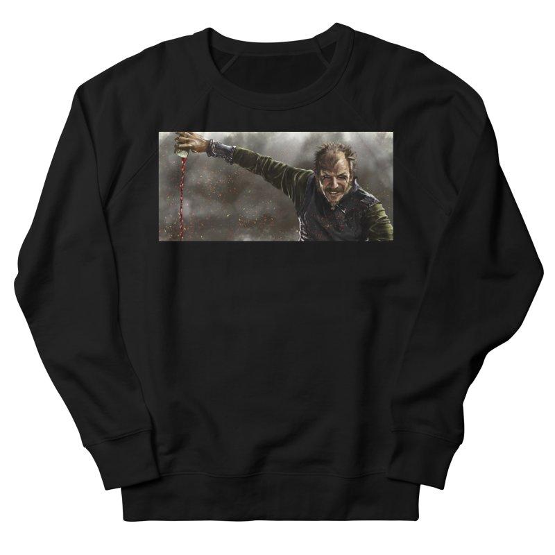 Floki - Vikings Men's French Terry Sweatshirt by ibeenthere's Artist Shop
