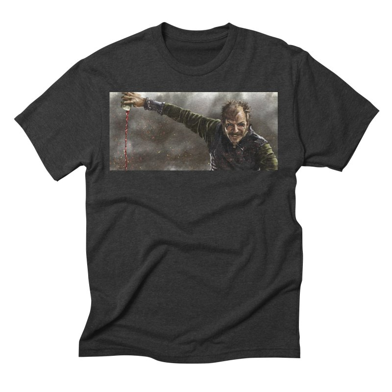 Floki - Vikings Men's Triblend T-Shirt by ibeenthere's Artist Shop