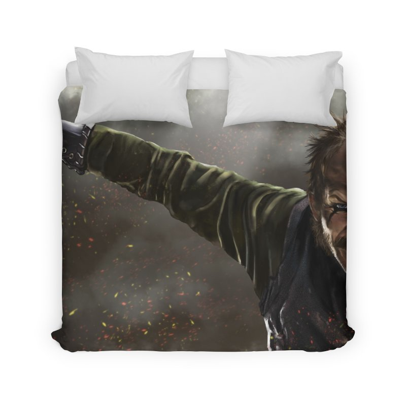 Floki - Vikings Home Duvet by ibeenthere's Artist Shop