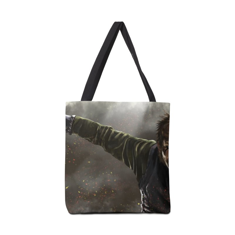 Floki - Vikings Accessories Bag by ibeenthere's Artist Shop