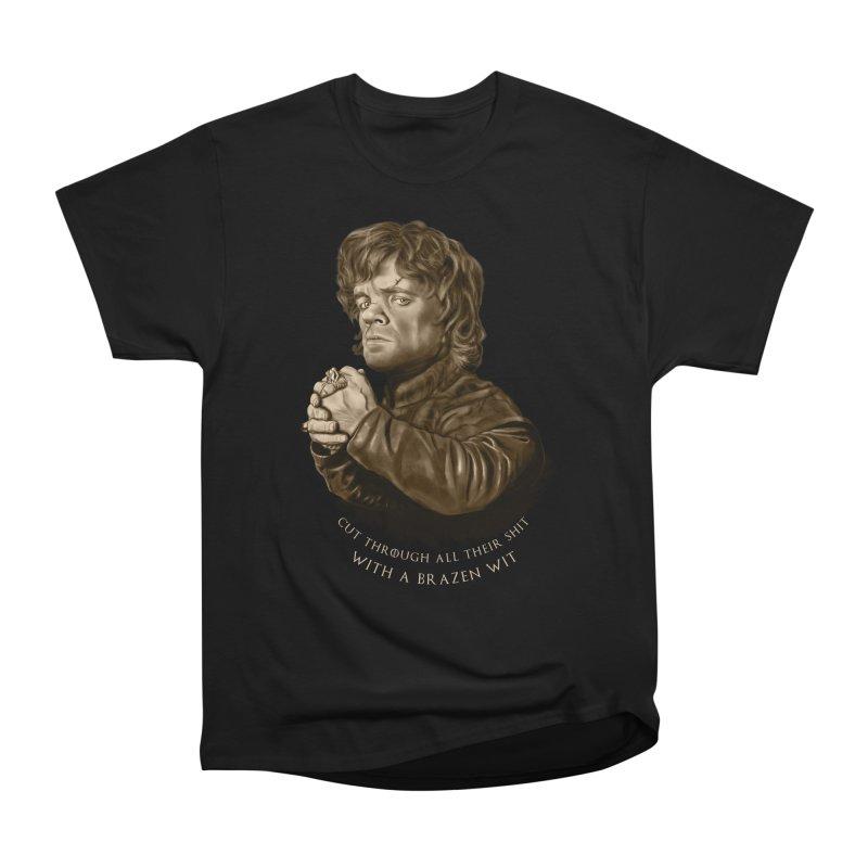 Little Man, Big Shadow Women's Classic Unisex T-Shirt by ibeenthere's Artist Shop