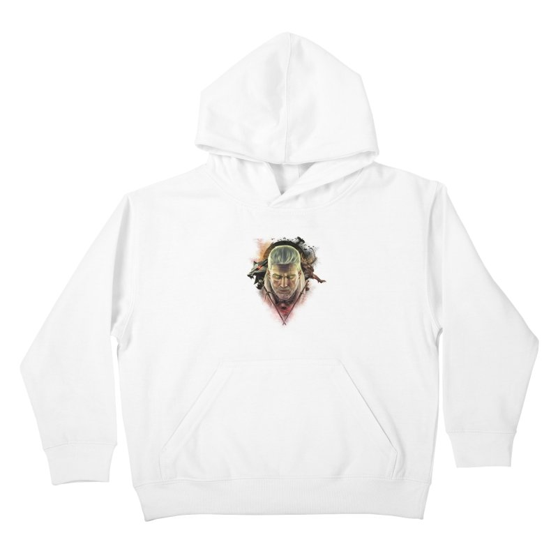 The Witcher Kids Pullover Hoody by ibeenthere's Artist Shop