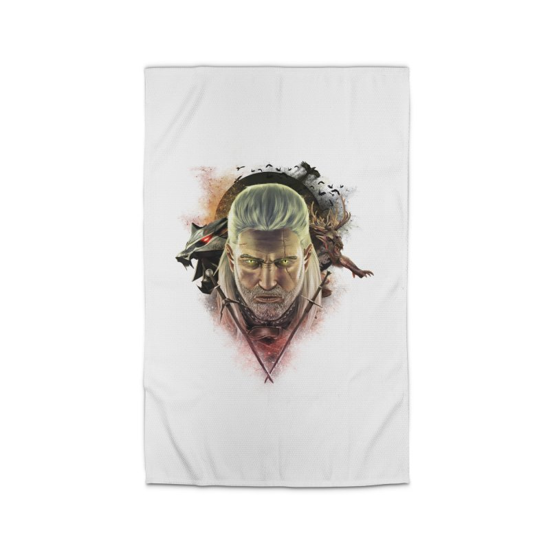 The Witcher Home Rug by ibeenthere's Artist Shop