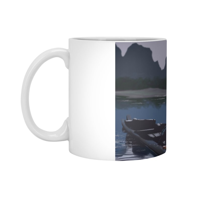 Fisher Accessories Mug by ibeenthere's Artist Shop