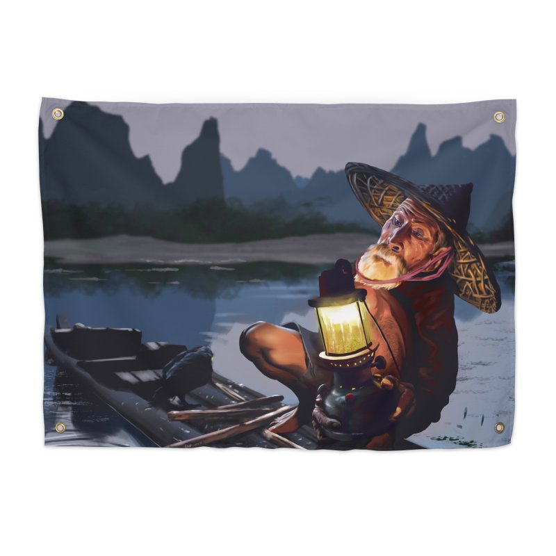 Fisher Home Tapestry by ibeenthere's Artist Shop