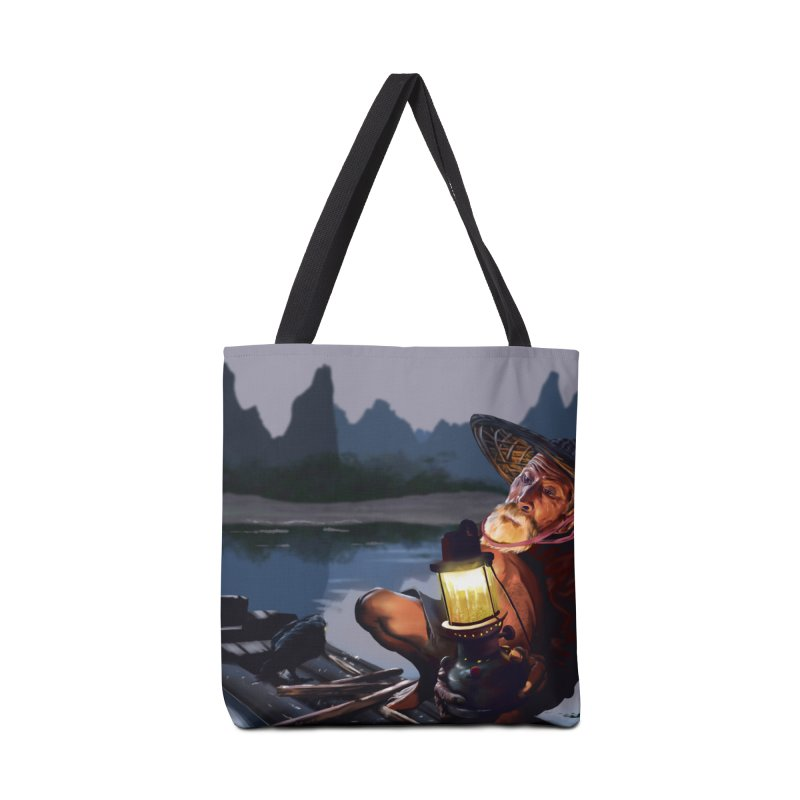 Fisher Accessories Bag by ibeenthere's Artist Shop