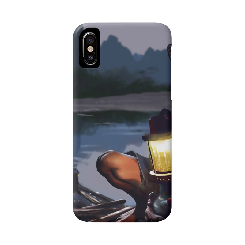 Fisher Accessories Phone Case by ibeenthere's Artist Shop
