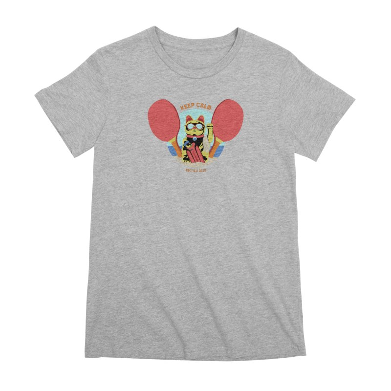 TLVision Women's Premium T-Shirt by ibeenthere's Artist Shop