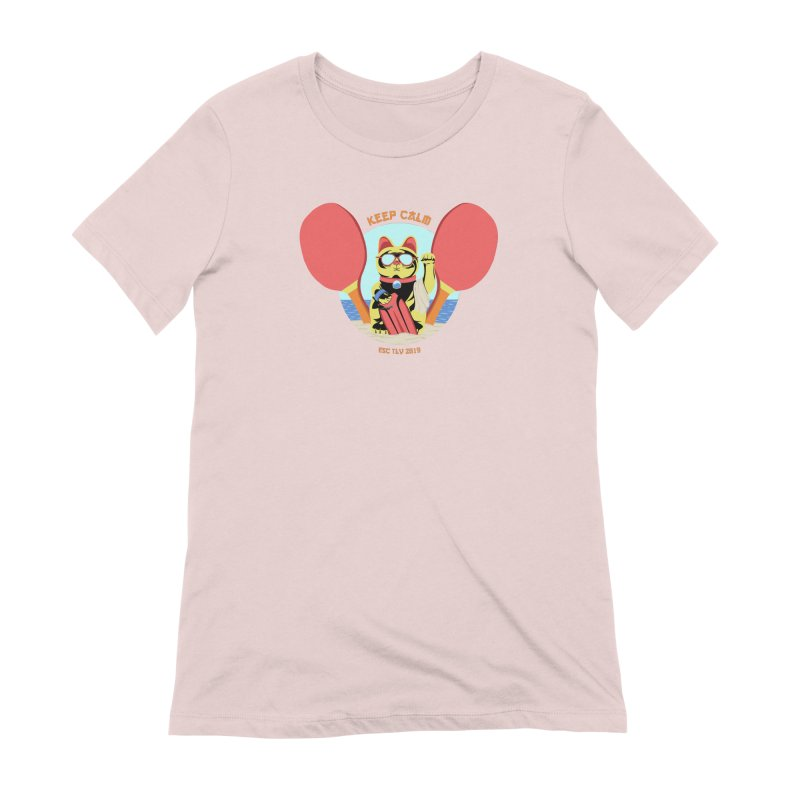 TLVision Women's Extra Soft T-Shirt by ibeenthere's Artist Shop