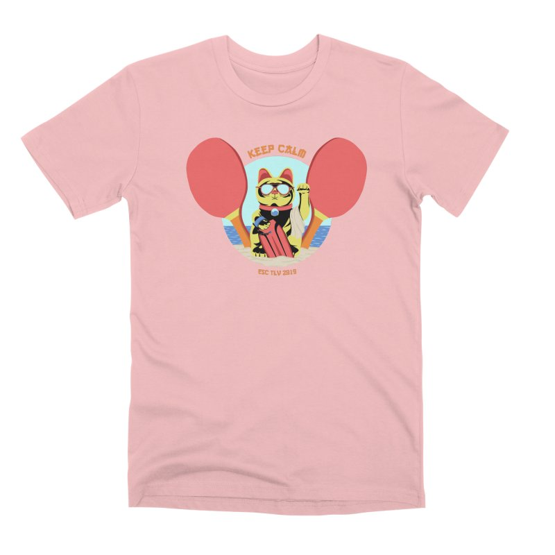 TLVision Men's Premium T-Shirt by ibeenthere's Artist Shop
