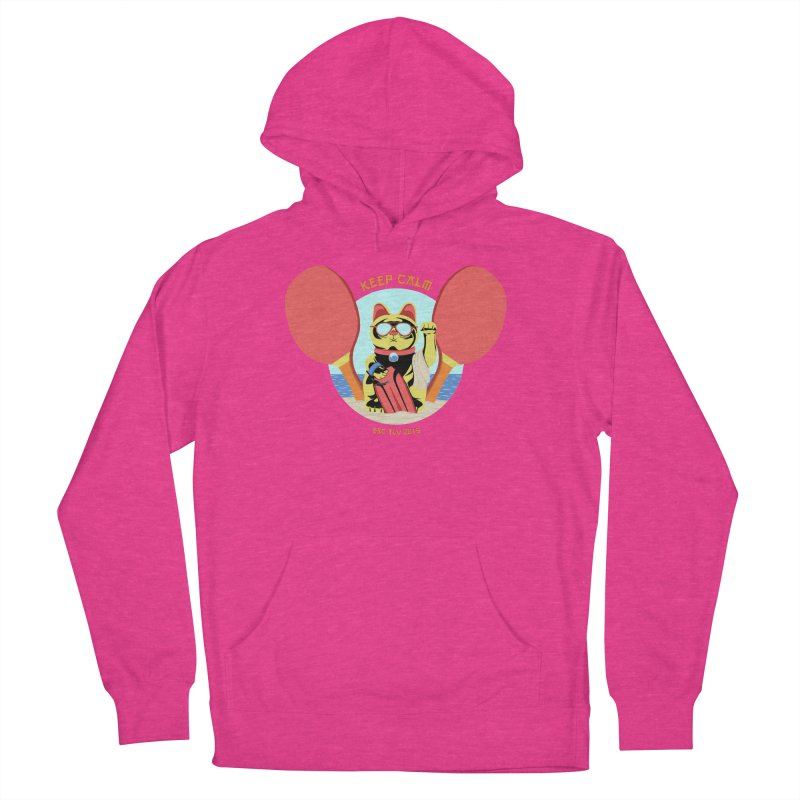 TLVision Women's French Terry Pullover Hoody by ibeenthere's Artist Shop