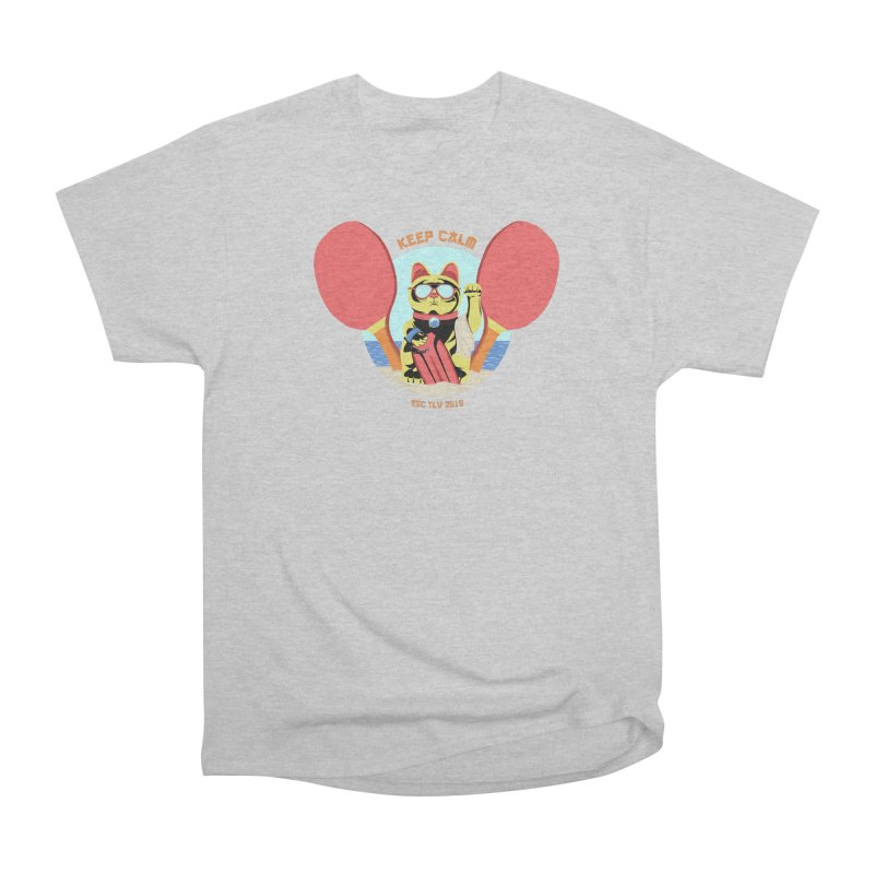 TLVision Men's Heavyweight T-Shirt by ibeenthere's Artist Shop