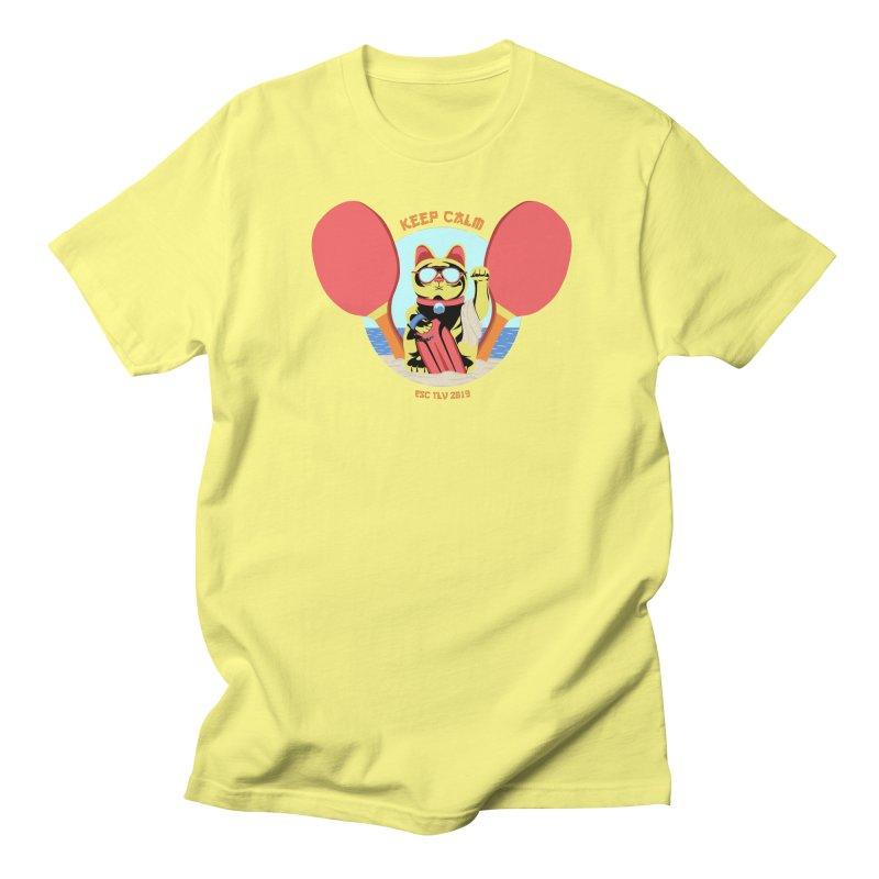 TLVision Men's Regular T-Shirt by ibeenthere's Artist Shop