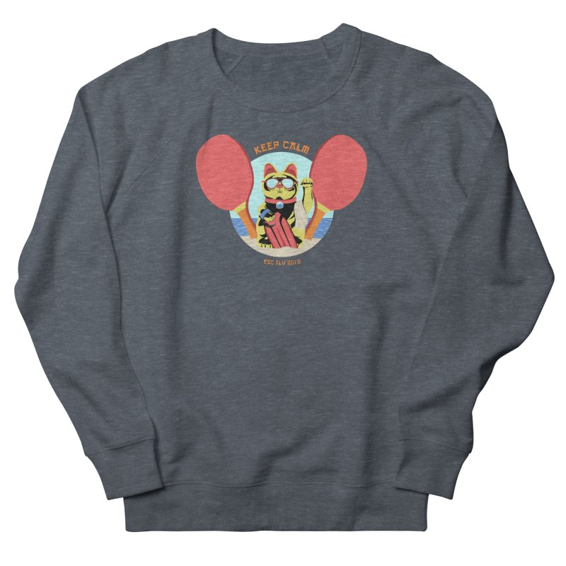 TLVision Women's French Terry Sweatshirt by ibeenthere's Artist Shop