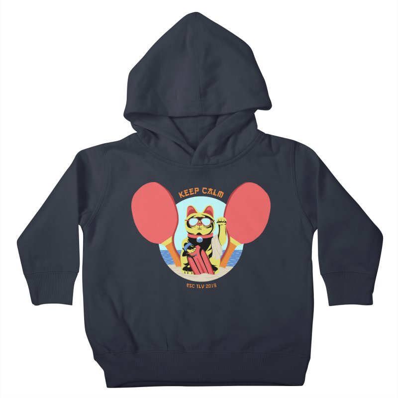 TLVision Kids Toddler Pullover Hoody by ibeenthere's Artist Shop