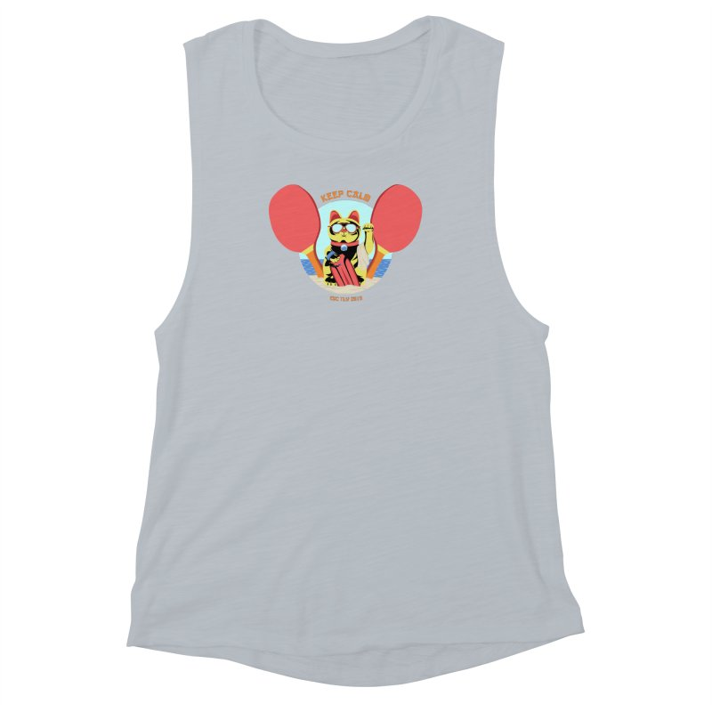 TLVision Women's Muscle Tank by ibeenthere's Artist Shop