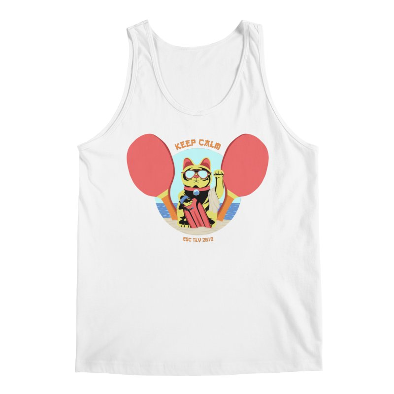 TLVision Men's Regular Tank by ibeenthere's Artist Shop