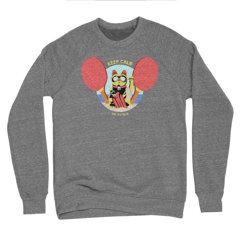 TLVision - Varient A Men's Sponge Fleece Sweatshirt by ibeenthere's Artist Shop