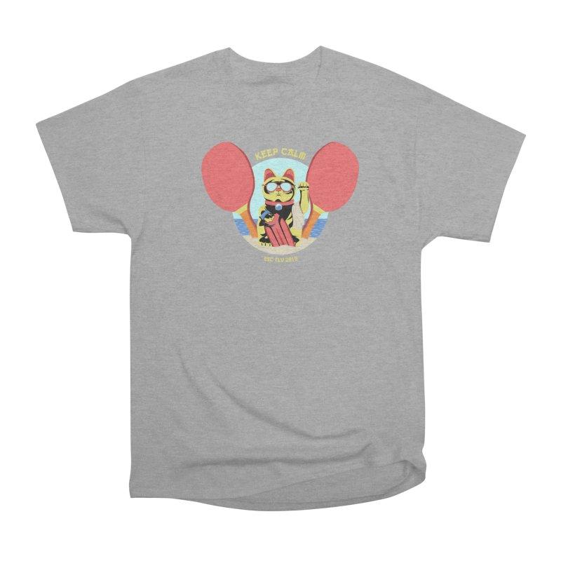TLVision - Varient A Women's Heavyweight Unisex T-Shirt by ibeenthere's Artist Shop