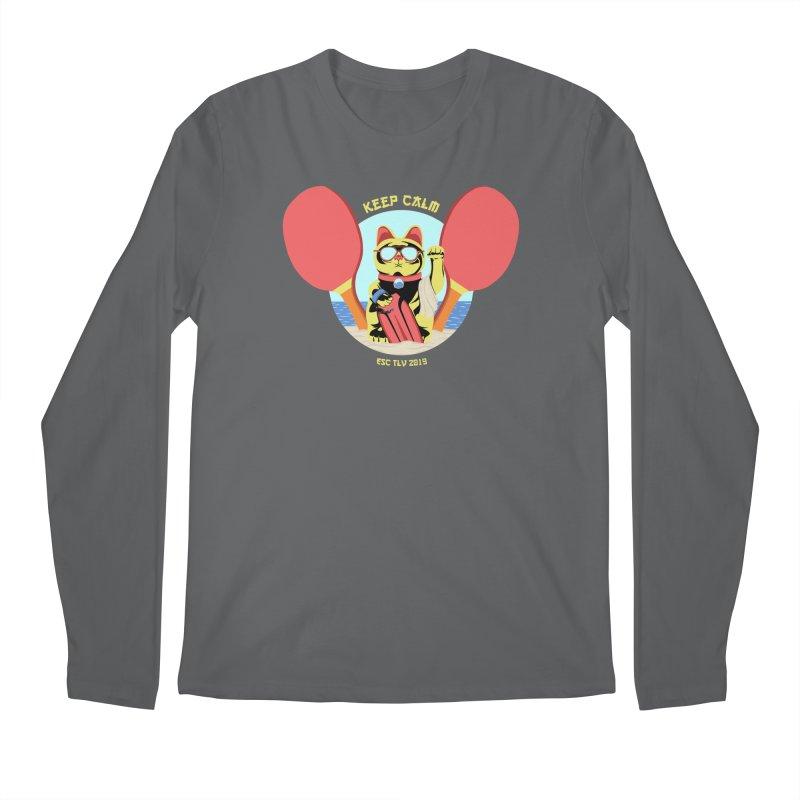 TLVision - Varient A Men's Regular Longsleeve T-Shirt by ibeenthere's Artist Shop