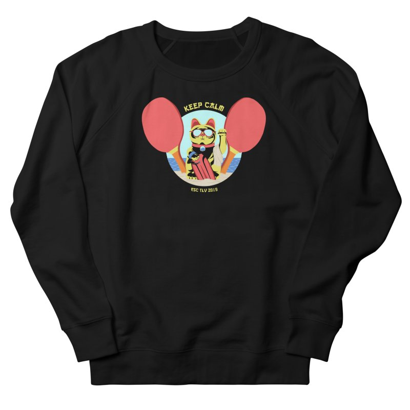 TLVision - Varient A Women's French Terry Sweatshirt by ibeenthere's Artist Shop
