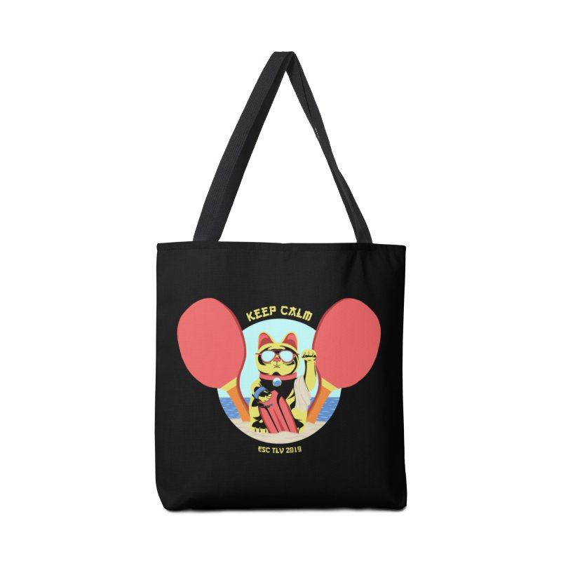 TLVision - Varient A Accessories Bag by ibeenthere's Artist Shop