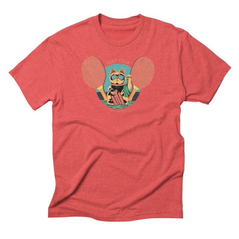 TLVision Men's Triblend T-Shirt by ibeenthere's Artist Shop