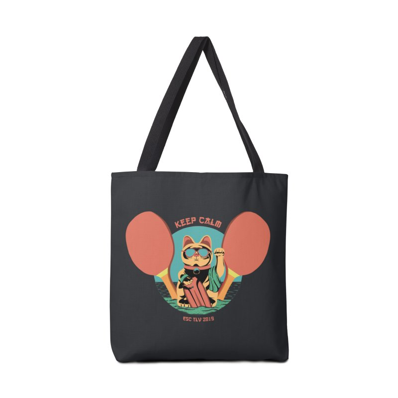 TLVision Accessories Bag by ibeenthere's Artist Shop