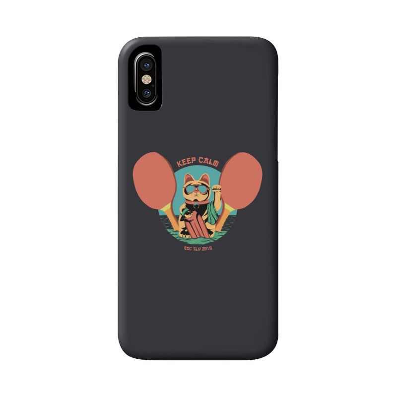 TLVision Accessories Phone Case by ibeenthere's Artist Shop