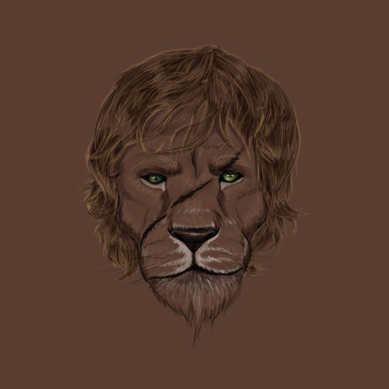 Scarred Lion None  by ibeenthere's Artist Shop