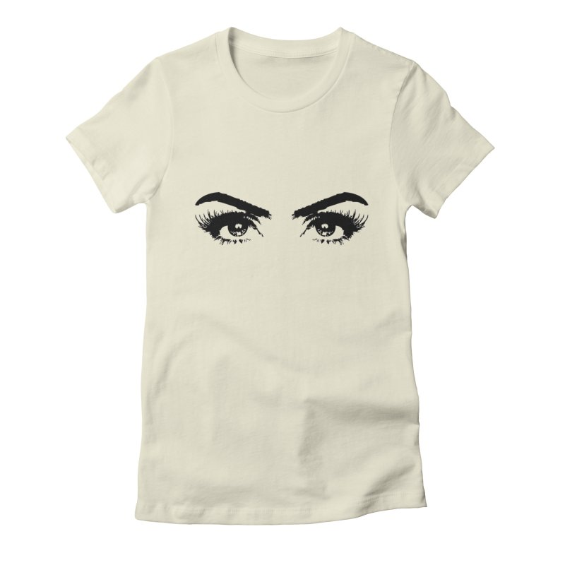 Brows & Lashes Women's T-Shirt by Threaded by The iBrow Lady